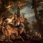 The Rape of Europa by Paolo Caliari called 'il Veronese' (1580-85), Capitoline Picture Gallery – Rome